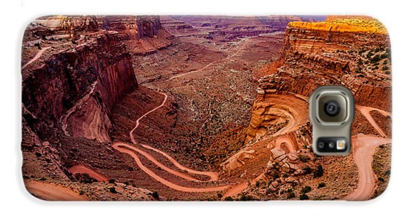Shafer Trail Horizontal Galaxy S6 Case