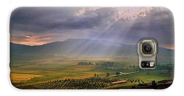 Shumadia After The Rain. Serbia Galaxy S6 Case by Juan Carlos Ferro Duque