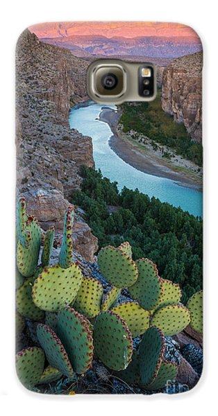 Travel Galaxy S6 Case - Sierra Del Carmen by Inge Johnsson