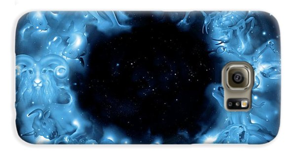 Signs Of The Zodiac Galaxy S6 Case by Detlev Van Ravenswaay