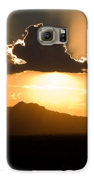 Silver Lining Galaxy S6 Case