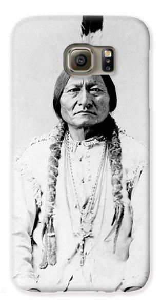 Sioux Chief Sitting Bull Galaxy S6 Case