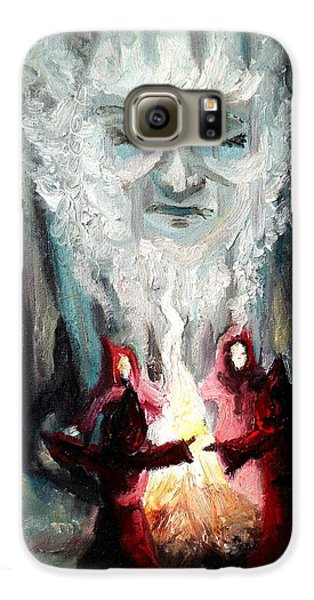 Voodoo Galaxy S6 Case - Sisters Of The Night by Shana Rowe Jackson
