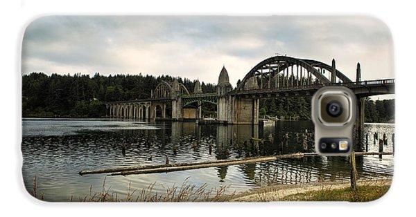 Siuslaw River Bridge Galaxy S6 Case