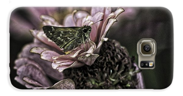 Skipper On Flower Galaxy S6 Case