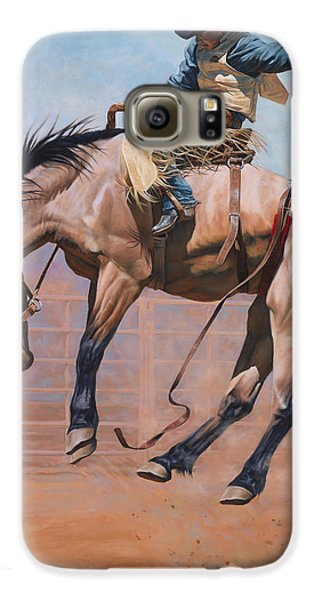 Horse Galaxy S6 Case - Sky High by JQ Licensing