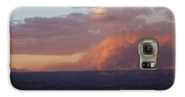 Slide Fire Sunset Galaxy S6 Case