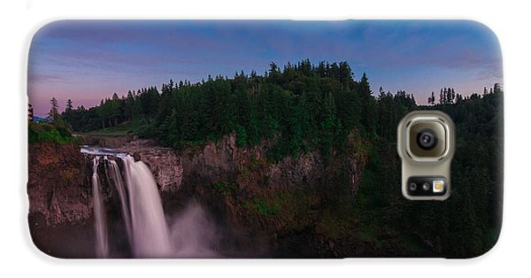 Snoqualmie Falls Galaxy S6 Case
