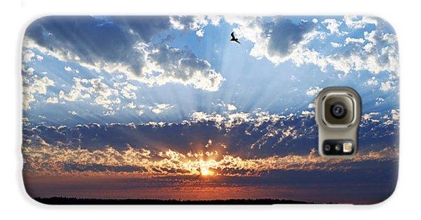 Soaring Sunset Galaxy S6 Case