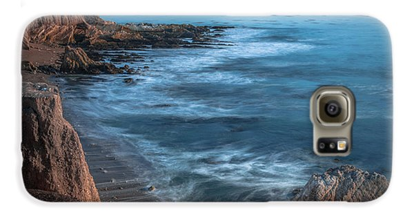 Song At The End Of Day--- Shell Beach Galaxy S6 Case