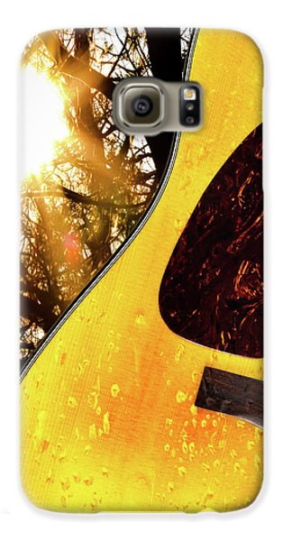Songs From The Wood Galaxy S6 Case by Bob Orsillo