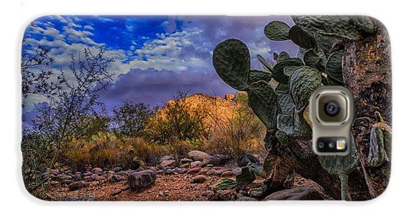 Sonoran Desert 54 Galaxy S6 Case