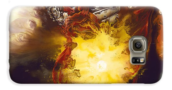 Source Of Strength Galaxy S6 Case by Karina Llergo