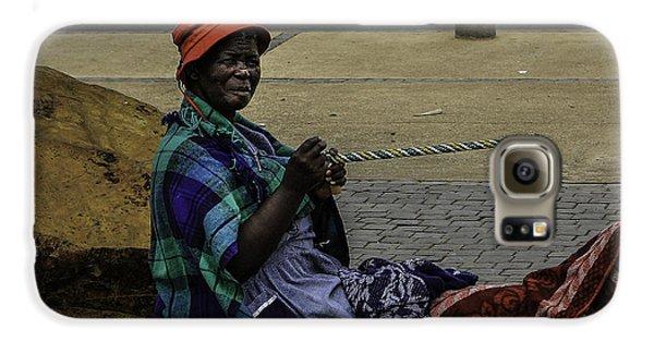 Soweto Artist Galaxy S6 Case