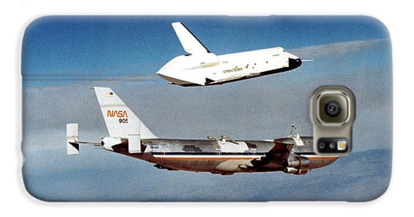 Space Shuttle Prototype Testing Galaxy S6 Case by Nasa