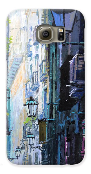 Spain Series 06 Barcelona Galaxy S6 Case