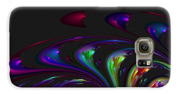 Spin Off Galaxy S6 Case