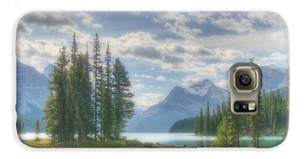 Spirit Island Galaxy S6 Case