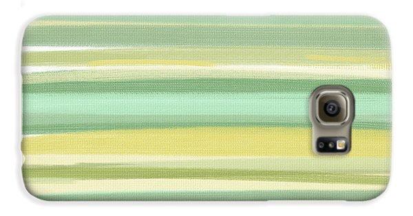 Spring Green Galaxy S6 Case