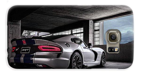 Srt Viper Galaxy S6 Case by Douglas Pittman