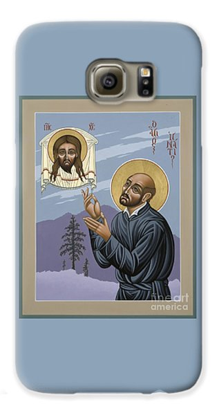 St. Ignatius Amidst Alaska 141 Galaxy S6 Case