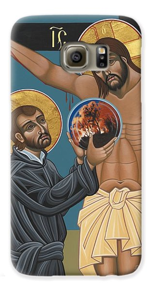 St. Ignatius And The Passion Of The World In The 21st Century 194 Galaxy S6 Case