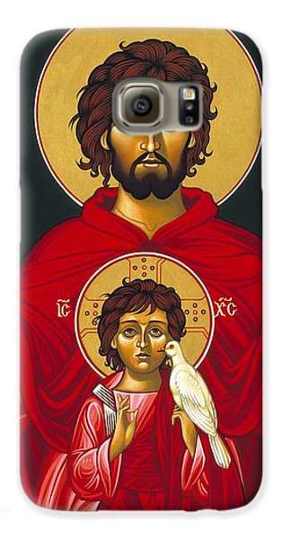 St. Joseph Shadow Of The Father 039 Galaxy S6 Case