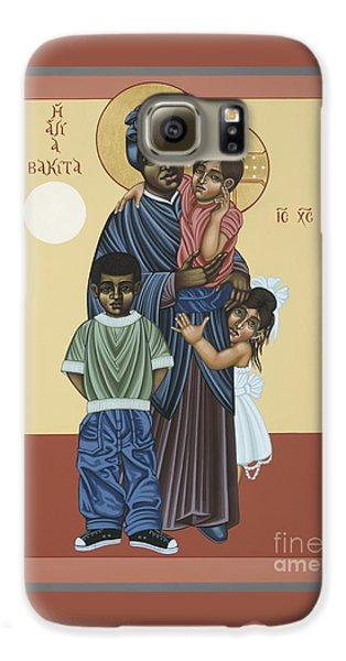 St. Josephine Bakhita Universal Sister 095 Galaxy S6 Case
