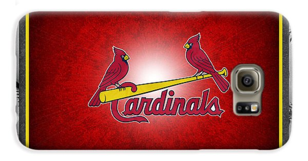 St Louis Cardinals Galaxy S6 Case