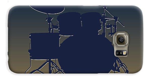 St Louis Rams Drum Set Galaxy S6 Case by Joe Hamilton