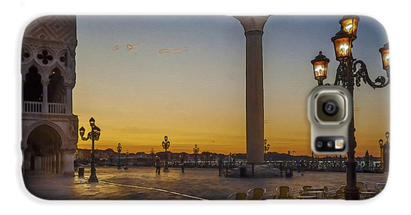 St Marks Square Galaxy S6 Case