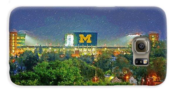 Stadium At Night Galaxy S6 Case