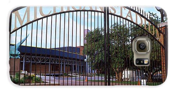 Stadium Of A University, Michigan Galaxy S6 Case