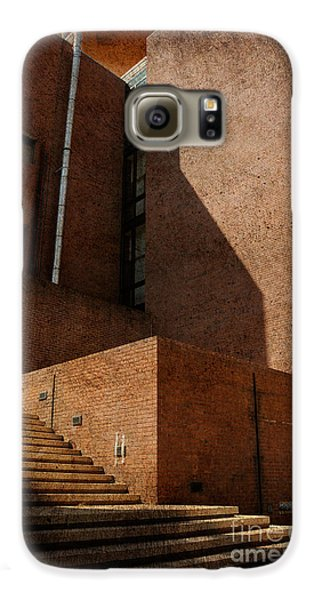 Stairway To Nowhere Galaxy S6 Case by Lois Bryan