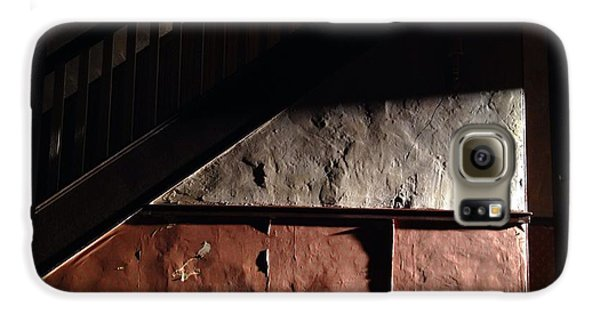 Harlem Galaxy S6 Case - Stairwell by H James Hoff
