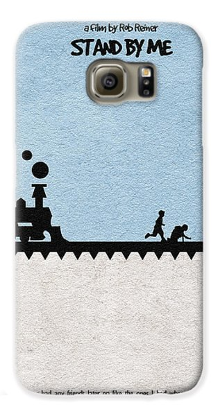 Stand By Me Galaxy S6 Case by Ayse Deniz