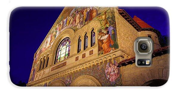 Stanford University Memorial Church Galaxy S6 Case by Scott McGuire