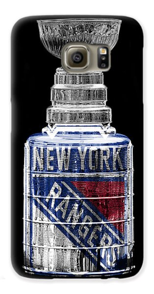 Hockey Galaxy S6 Case - Stanley Cup 4 by Andrew Fare