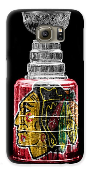 Hockey Galaxy S6 Case - Stanley Cup 6 by Andrew Fare