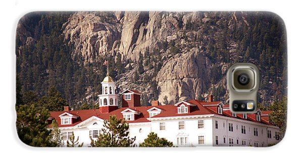 Stanley Hotel Estes Park Galaxy S6 Case by Marilyn Hunt