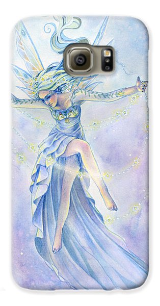 Fantasy Galaxy S6 Case - Star Dancer by Sara Burrier