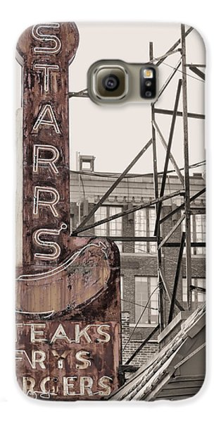 Stars Steaks Frys And Burgers Galaxy S6 Case