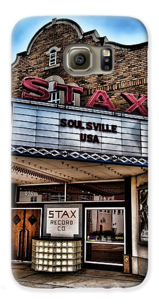Rhythm And Blues Galaxy S6 Case - Stax Records by Stephen Stookey