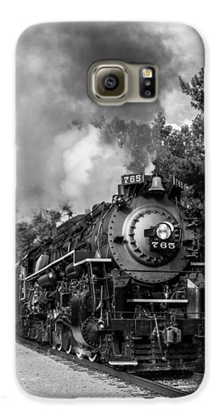 Steam On The Rails Galaxy S6 Case