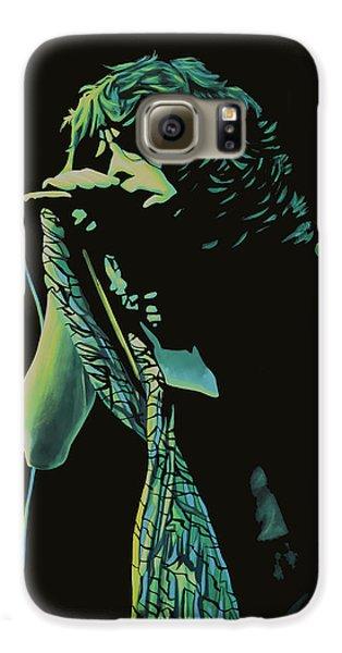 Steven Tyler 2 Galaxy S6 Case by Paul Meijering