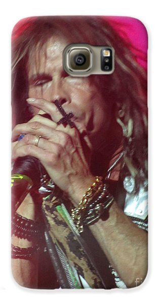Steven Tyler Picture Galaxy S6 Case