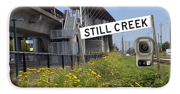 Still Creek Galaxy S6 Case