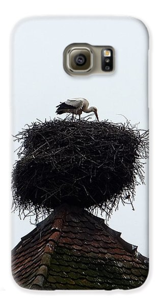 Stork Galaxy S6 Case by Marc Philippe Joly