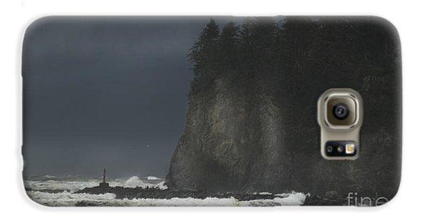 Storm At Lapush Washington State Galaxy S6 Case