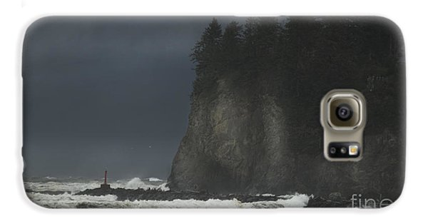 Storm At Lapush Washington State Galaxy S6 Case